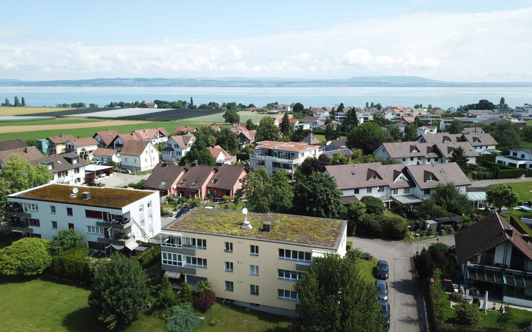 Verkauft – 4 Zimmer Eigentumswohnung – Altnau